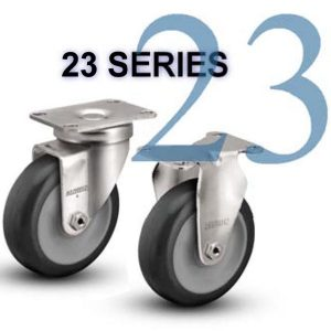 Series 23 Light and Medium Duty Casters