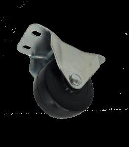 RIGID Soft Rubber 175 Lb Standard duty caster