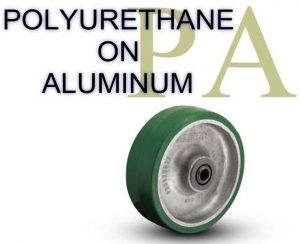 PA Poly on Aluminum Wheels