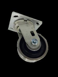 SERIES 44 Swivel 4 inch Forged Steel 1200 Lb MEDIUM / HEAVY DUTY CASTERS