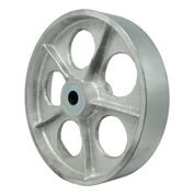 5 Inch 350 Lb Roller CAST IRON WHEEL