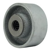 4 Inch 600 Lb Roller CAST IRON WHEEL