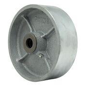 6 Inch 1200 Lb Roller CAST IRON WHEEL