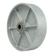 8 Inch 1400 Lb Roller CAST IRON WHEEL