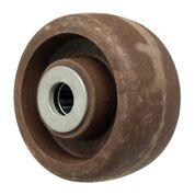 4 Inch 800 Lb Stainless Roller Hi-Temp Nylon Wheel