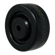 3 Inch 300 Lb Plain Bore Phenolic Wheel