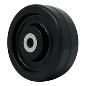 8 Inch 2500 Lb Roller Phenolic Wheel