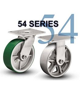 54 Series Medium/Heavy Duty Casters