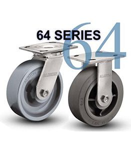 64 Series Medium/Heavy Duty Casters