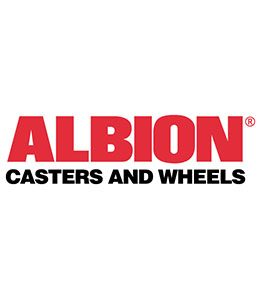 Albion 02 Series Light Duty Casters