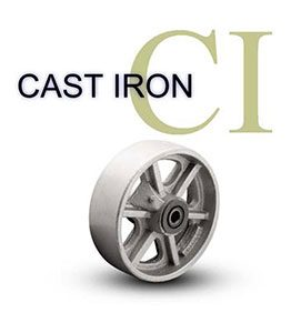 CI Series Cast Iron Wheel