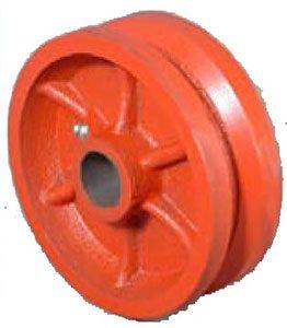 DV Series Ductile Steel V-Groove Wheel
