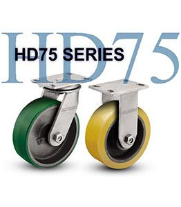 HD75 Series Heavy Duty Casters