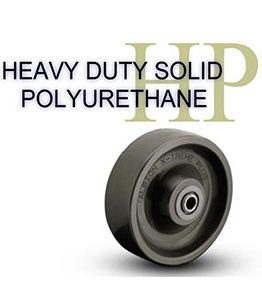 HP Series Heavy Duty Polyurethane Wheel