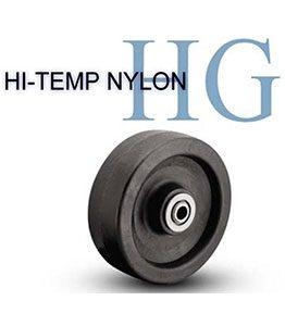 Hi-Temp Nylon Wheels