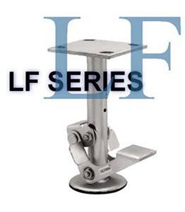 LF Series Standard Floor Locks