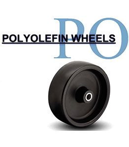 PO Series Polyolefin Wheel
