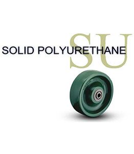 SU Series Solid Polyurethane Wheel