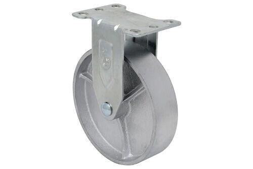 RIGID 5 inch Steel 300 Lb LIGHT / MEDIUM DUTY CASTERS