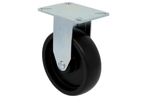 RIGID 5 inch Polyolefin 300 Lb LIGHT / MEDIUM DUTY CASTERS