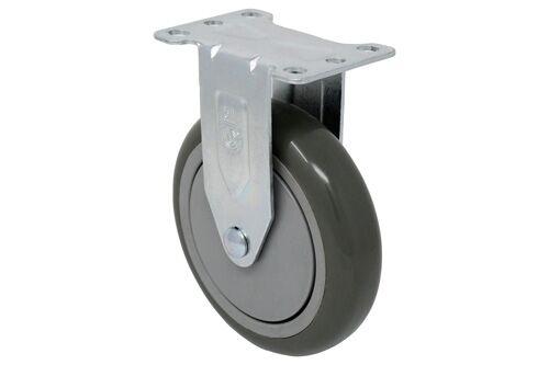RIGID 4 inch polyurethane 300 Lb LIGHT / MEDIUM DUTY CASTERS