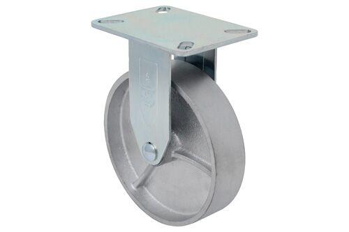 SERIES 22 RIGID 3 inch Steel 300 Lb LIGHT / MEDIUM DUTY CASTERS