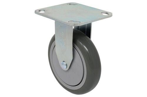 Series 23 RIGID 3 inch polyurethane 300 Lb  LIGHT / MEDIUM DUTY CASTERS
