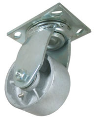 SERIES 44 Swivel 4 inch Cast iron 700 Lb MEDIUM / HEAVY DUTY CASTERS